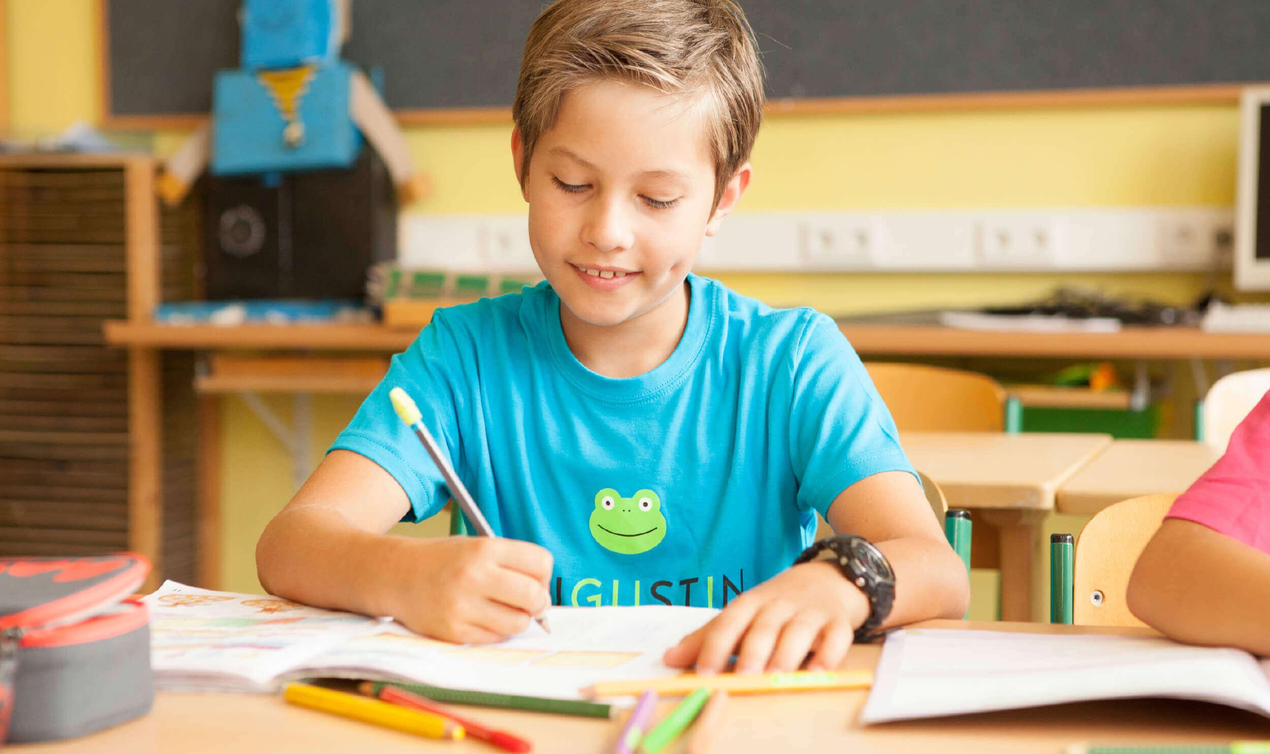 cyclos Augustin Wibbelt Schule Kinder