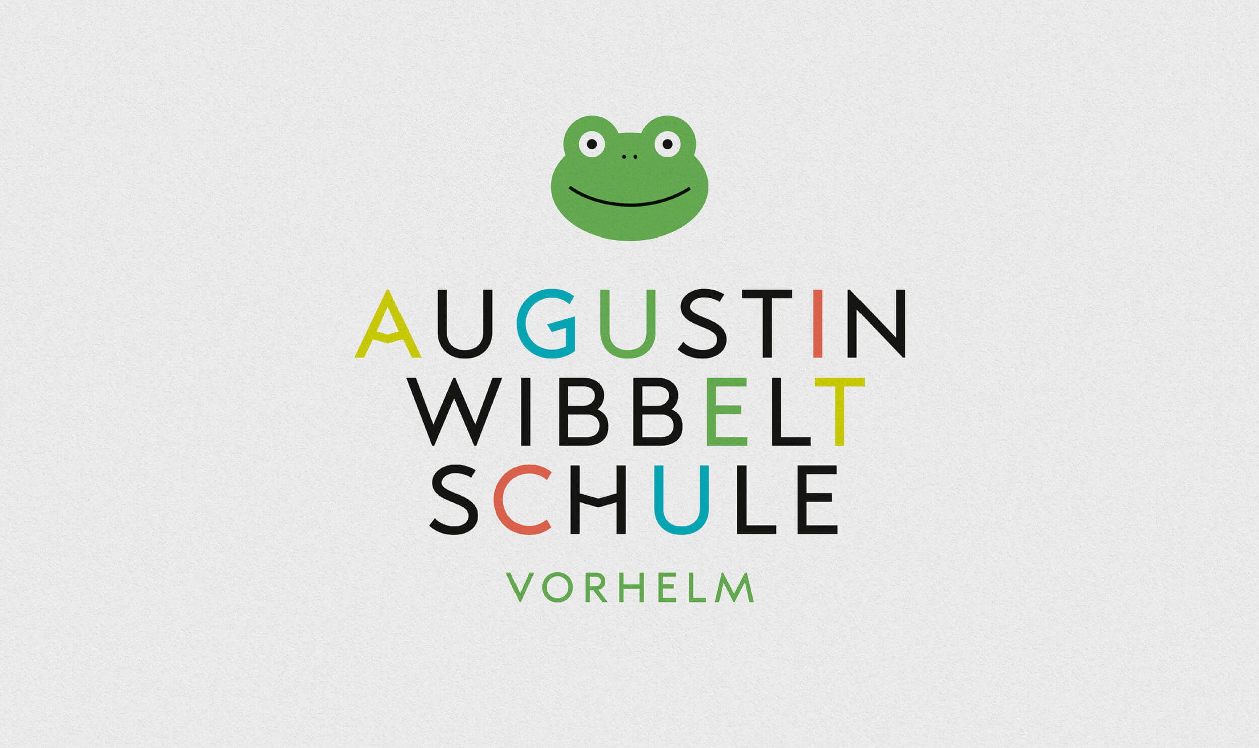 cyclos Augustin Wibbelt Schule Logo