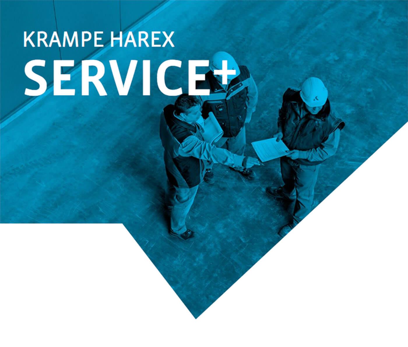 cyclos Krampe Harex Service