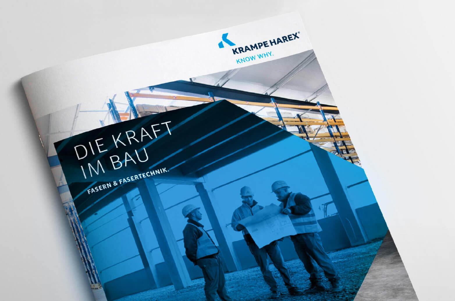 cyclos Krampe Harex Broschüre Stategieberatung Agentur Werbung Design