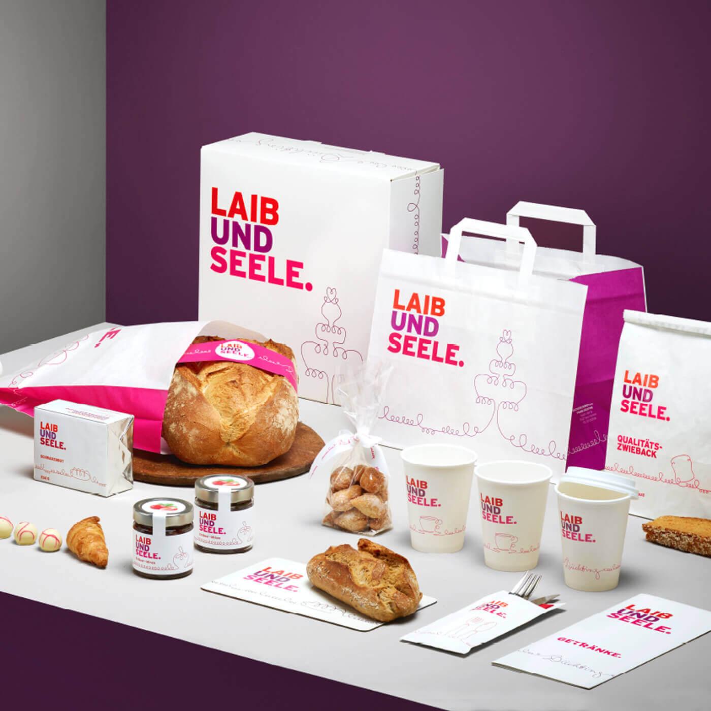 cyclos Laib & Seele Marketing Werbung Werbeagentur Geschäftssachen Packaging Verpackung