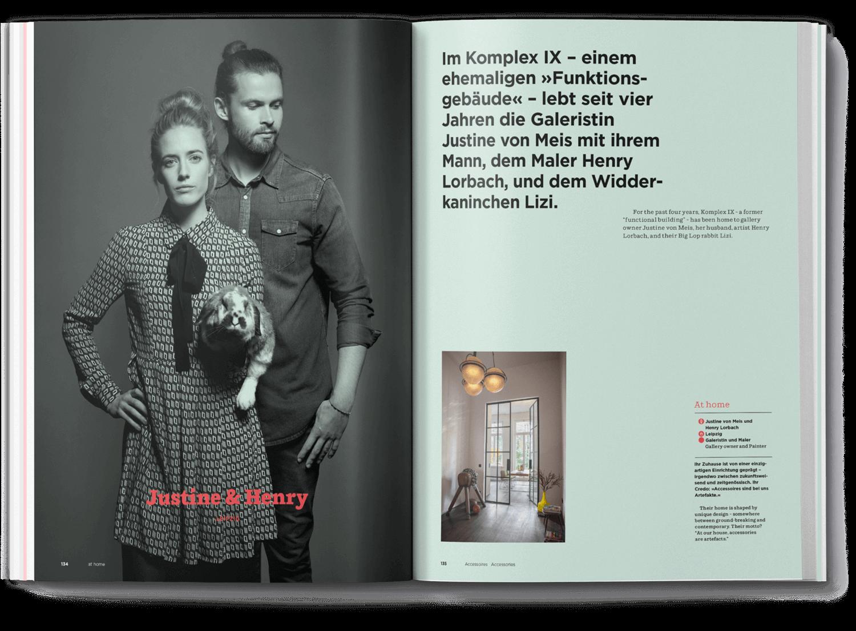 cyclos emco Katalog Doppelseite Marketing werbeagentur münster