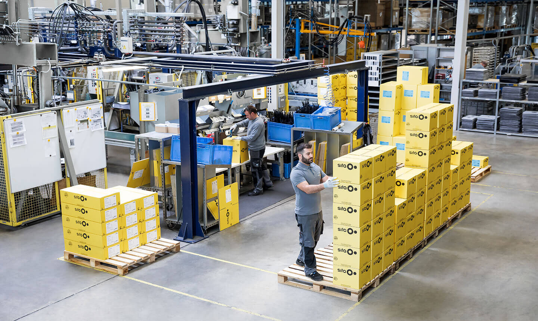 cyclos sita Halle Produktion