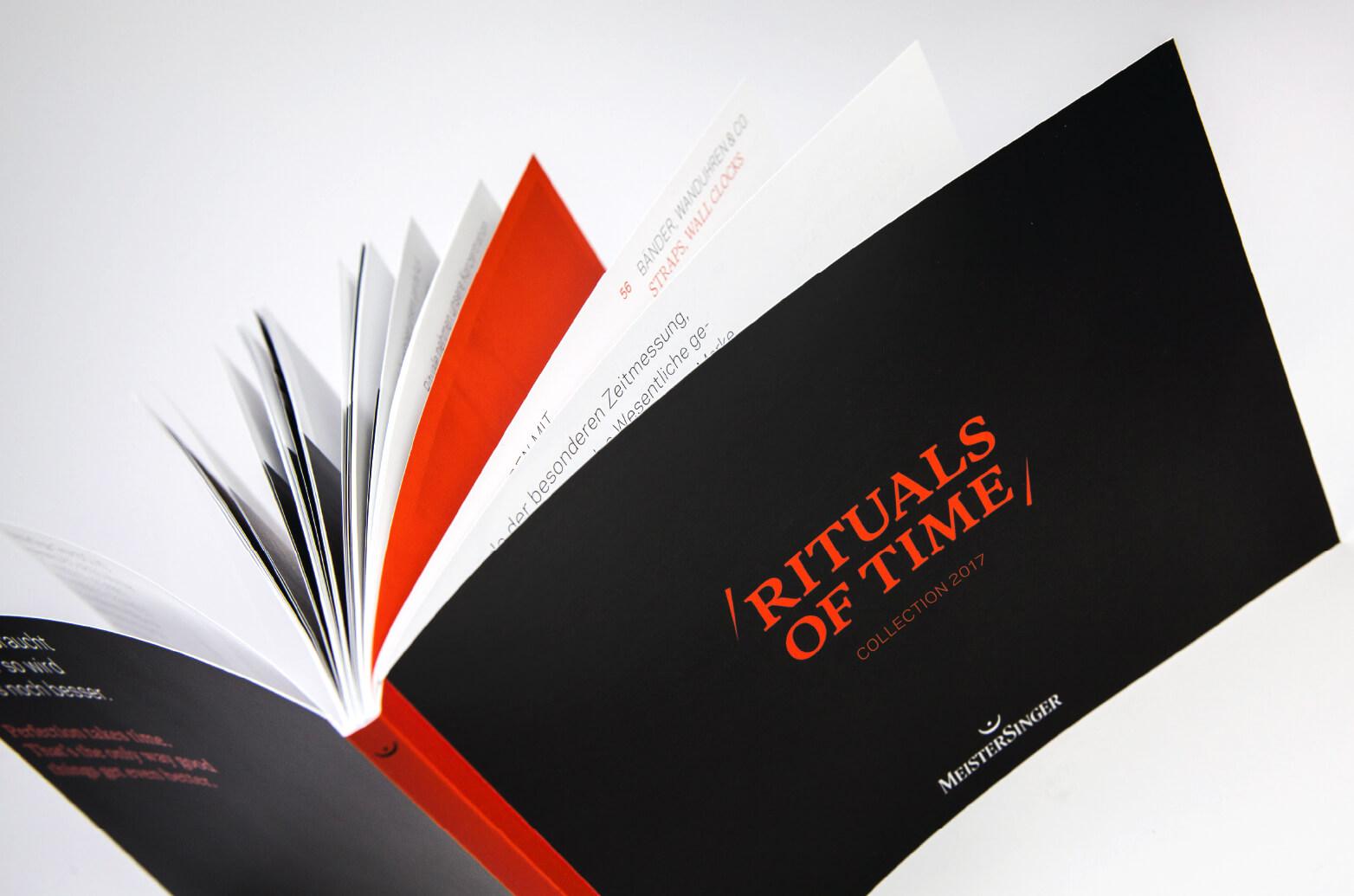 cyclos meistersinger Printmedien Broschüre