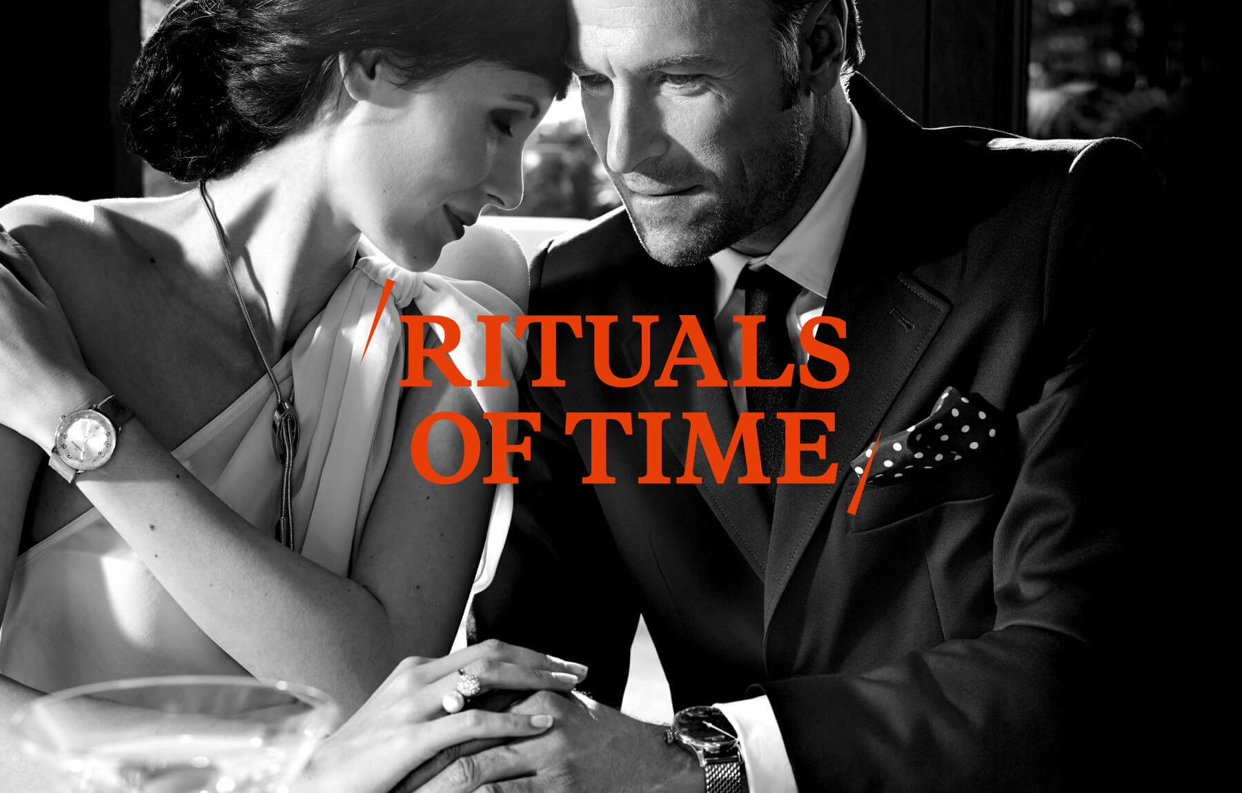 cyclos meistersinger Rituals Of Time Image Kampagne