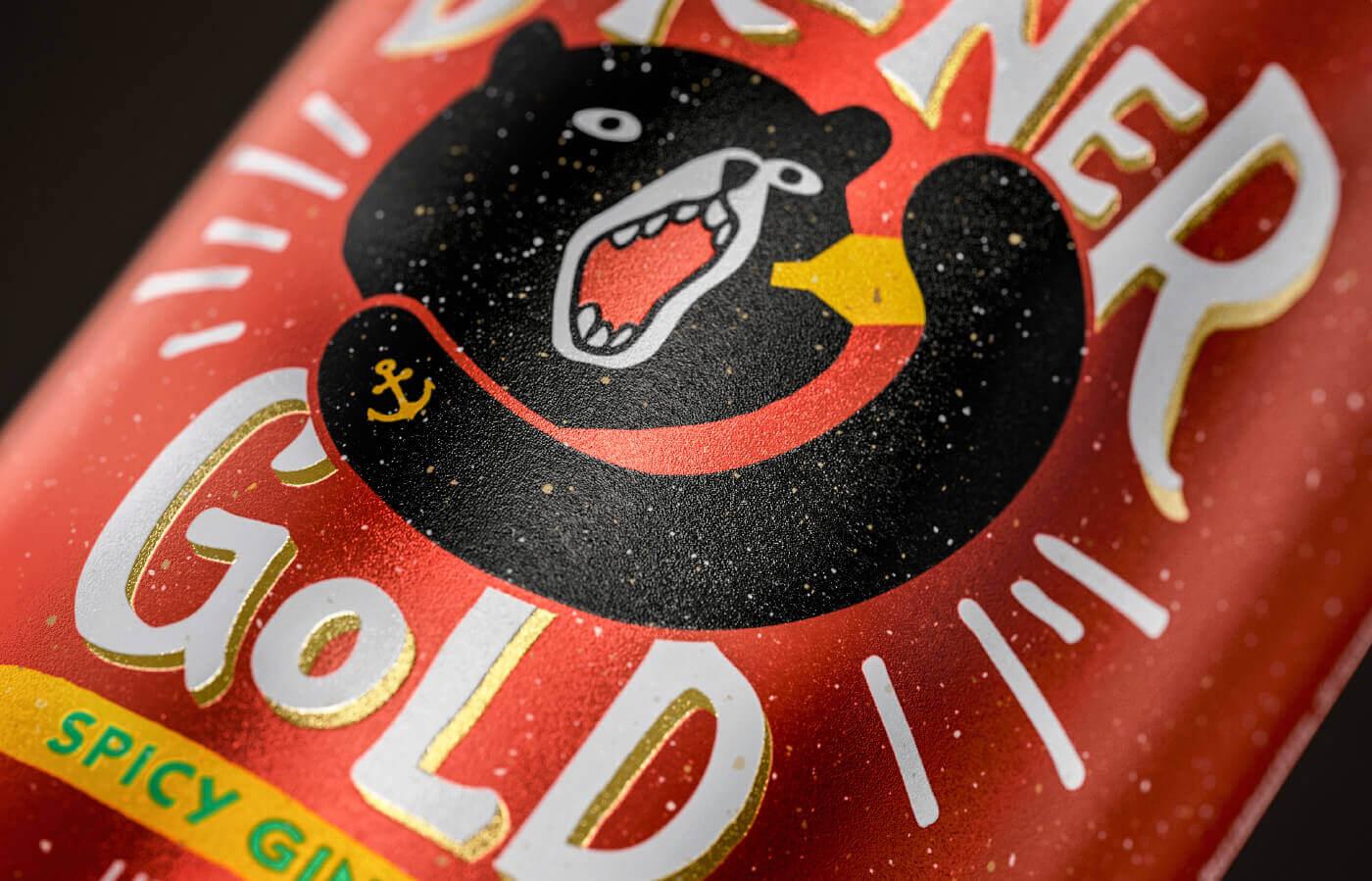 cyclos berliner gold vivaris flasche etikett