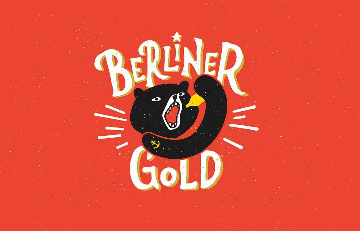 cyclos Berliner Gold Vivaris Signet Packaging Design