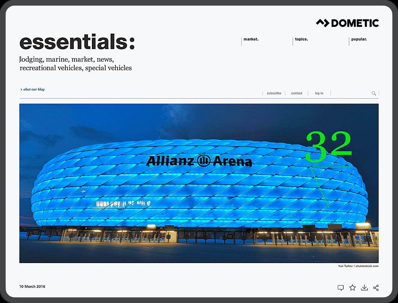 cyclos dometic website