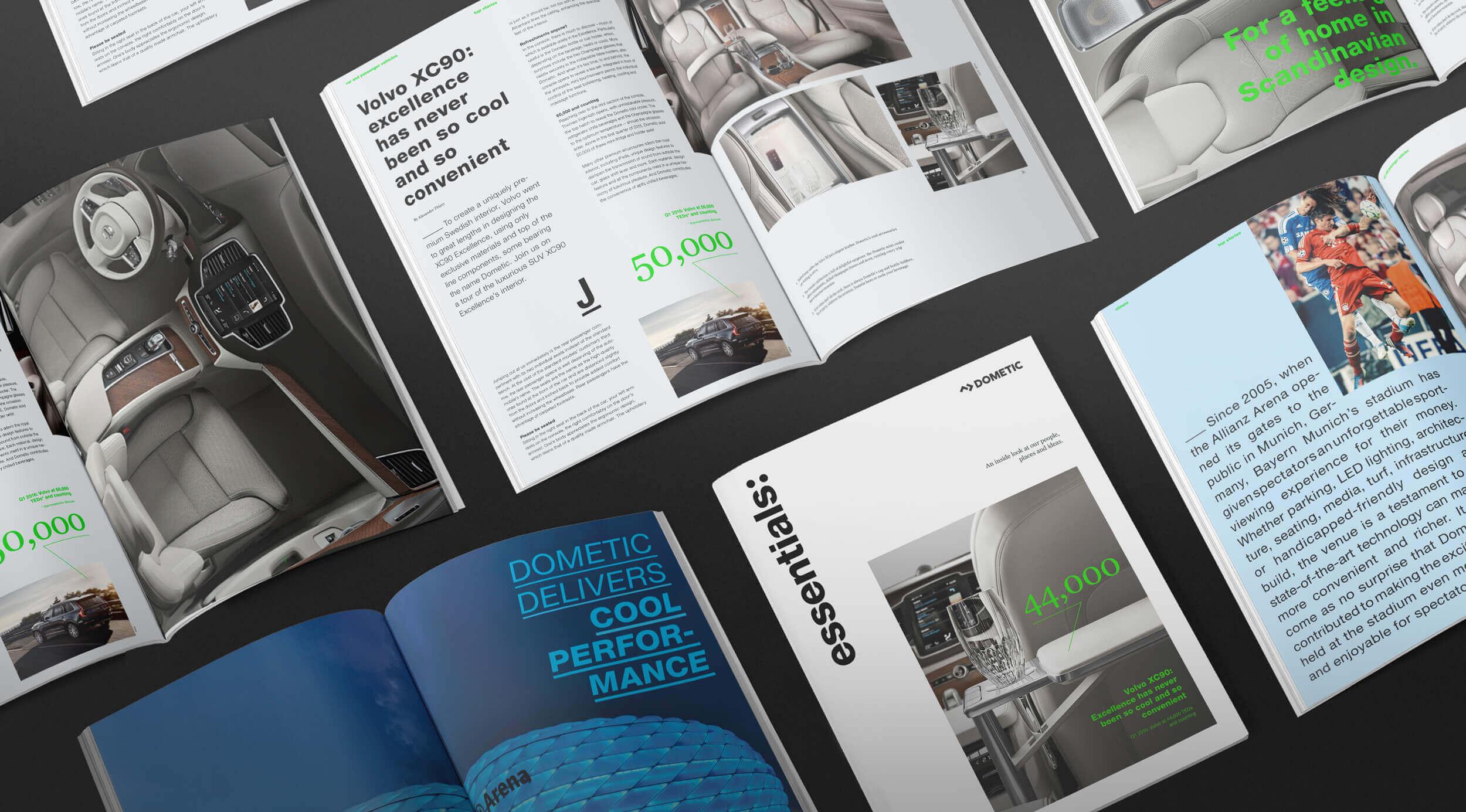 cyclos dometic magazin Outdoor Kampagne Marketing Werbeagentur