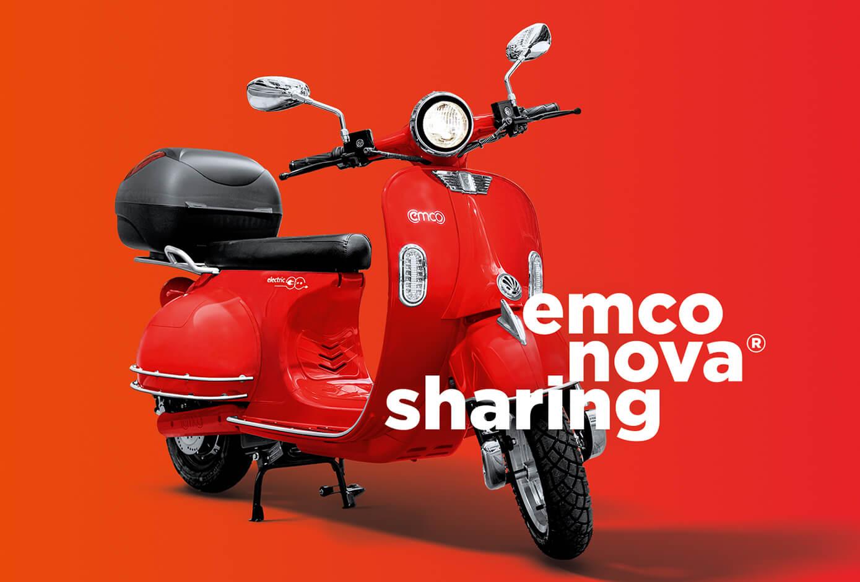 cyclos emco elektroroller image stadt marketing mobilitätswende werbeagentur marketingagentur
