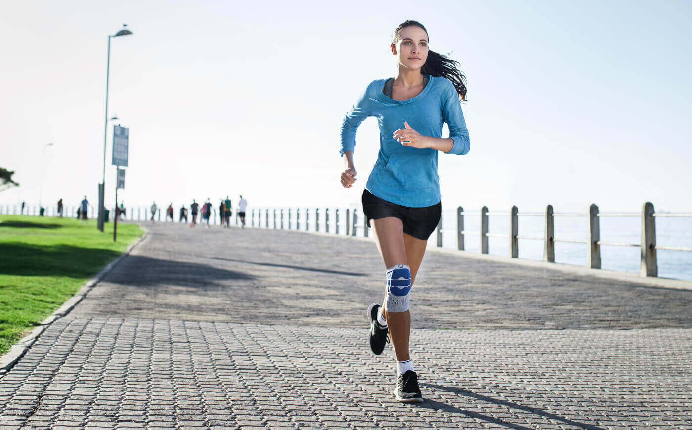 cyclos bauerfeind bandage stuetzstrumpf sport