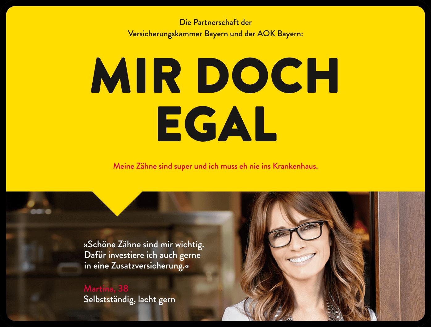 cyclos vkb aok kampagne website statisch Marketing Krankenkasse werbeagentur