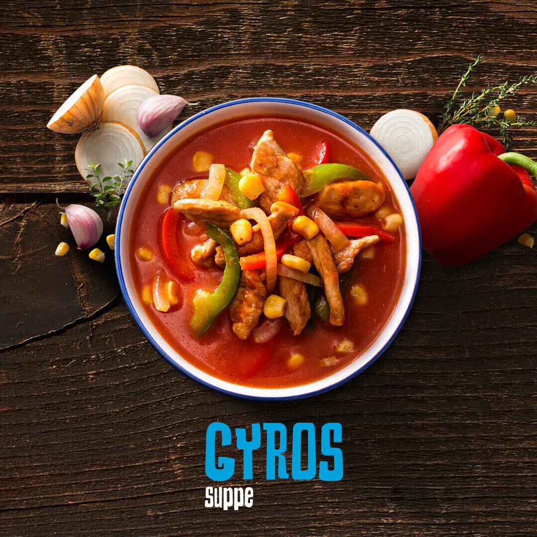 schäfermeier suppen packagin verpackung gyros verpackungsdesign packaging design