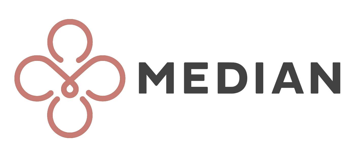 cyclos median logo signet